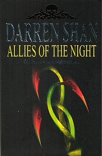 Allies of the Night (The Saga of Darren Shan #8)