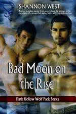 Bad Moon on the Rise (Dark Hollow Wolf Pack #7)