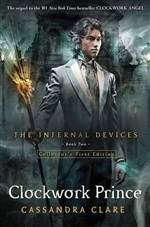 Clockwork Prince ( The Infernal Devices #2)