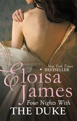 Four Nights With the Duke (Desperate Duchesses #8)