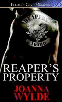 Reaper's Property (Reapers MC #1)