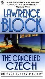 The Canceled Czech (Evan Tanner #2)