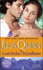 The Lost Duke of Wyndham (Two Dukes of Wyndham #1)