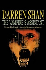 The Vampire's Assistant (The Saga of Darren Shan #2)
