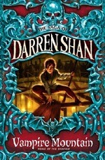 Vampire Mountain (The Saga of Darren Shan #4)